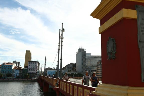 Passeio pelo Recife Holands (Descobrindo um pouco da influncia dos holandeses em Recife.)