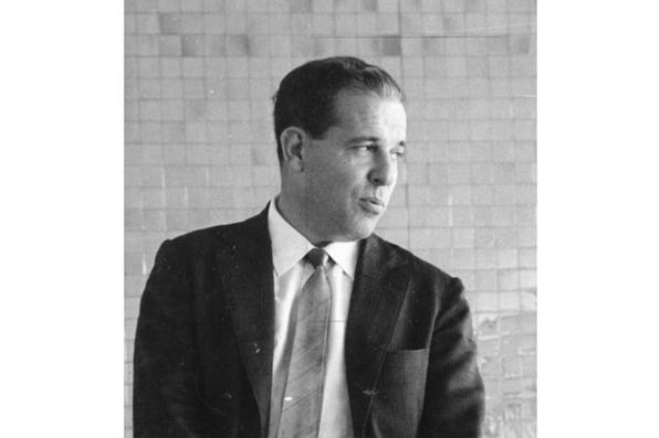 Presidente da República, João Belchior Marques Goulart, em 04 de abril de 1963, pouco menos de um antes do golpe militar. Foto: Indalécio Wanderley/O Cruzeiro -