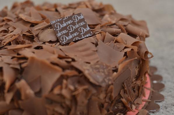 Torta Mulata da Dalena. Foto: Cristiane Silva/Esp. DP/D.A Press -