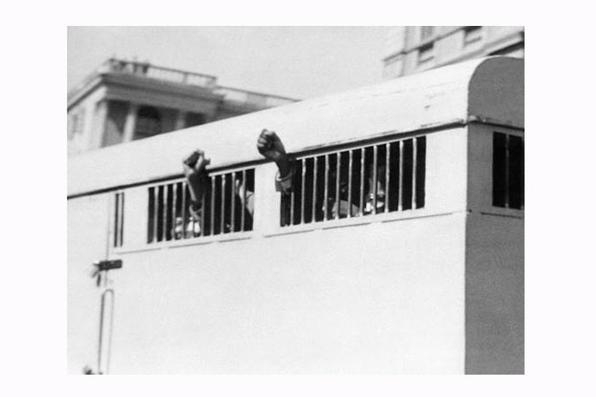 A África do Sul foi governada pela minoria branca durante mais de três séculos e viveu durante 46 anos sob o regime do apartheid antes da chegada ao poder de Nelson Mandela, em 1994. Foto: AFP Photo/Arquivo -
