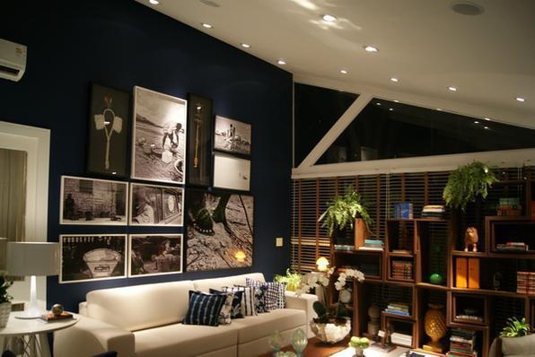 decoracao de apartamentos pequenos de baixo custo: pequenos, a cor certa pode funcionar como ponto de mudança. Tons de