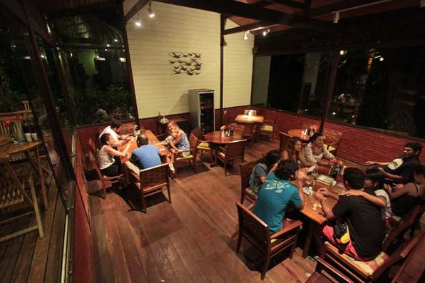 Gastronomia da ilha se adapta aos novos tempos investindo em novos sabores. Foto: Annaclarice Almeida/DP/D.A Press -
