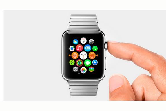 Apple lan�a nova gera��o de iPhones e rel�gio inteligente (Ap�s a apresenta��o dos smartphones, Tim Cook anunciou um produto que ele definiu como capaz de redefinir totalmente o que as pessoas esperam desta categoria: o Apple Watch, um rel�gio inteligente.)