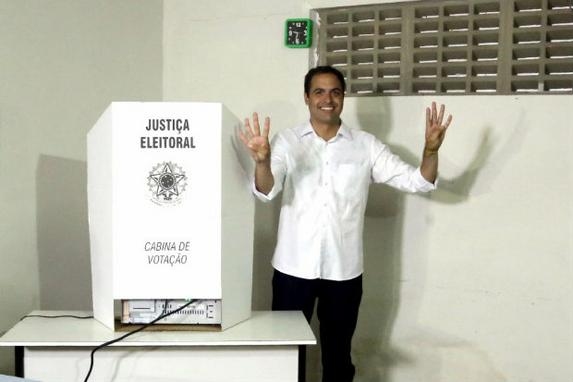 Governadores eleitos ou que disputar�o 2� turno em 2014 (Dos 26 estados brasileiros, 15 j� liquidaram a elei��o no primeiro turno e 11 ter�o segundo turno)