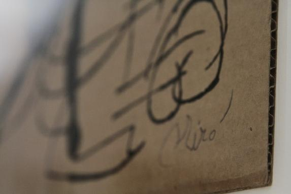 """MIr� em exposi��o no Recife (Exposi��o """"A magia de Mir�"""", entra em cartaz na Caixa Cultural Recife.)"""