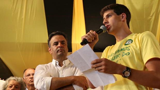 A�cio divulga carta compromisso (A�cio divulgou documento no Recife.)