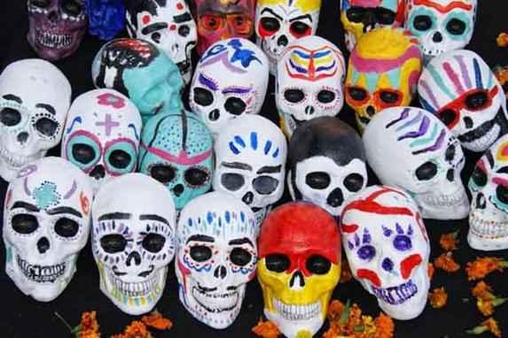 Dia dos Mortos no M�xico lembra crimes sem esclarecimento (Dia dos Mortos no M�xico lembra crimes sem esclarecimento)