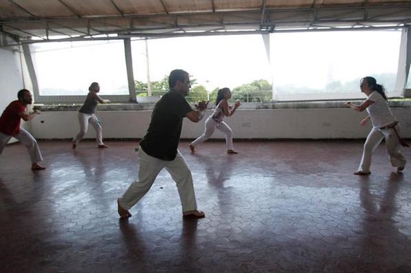 Capoeira se une ao frevo e agora também é patrimônio cultural imaterial da humanidade. Foto: Ricardo Fernandes/DP/D.A Press -