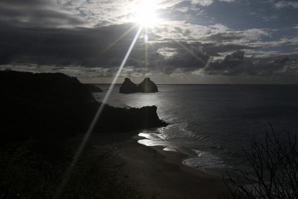 O arquipélago pernambucano de Fernando de Noronha é o destino brasileiro que mais avançou no quesito Acesso. Foto: Teresa Maia/DP/D.A Press -