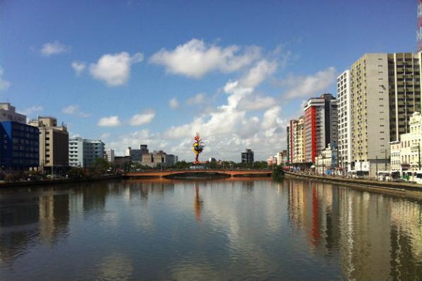 Galo da Madrugada na manhã desta sexta-feira (13). Foto: Henrique Souza/Esp. DP/DA Press  -