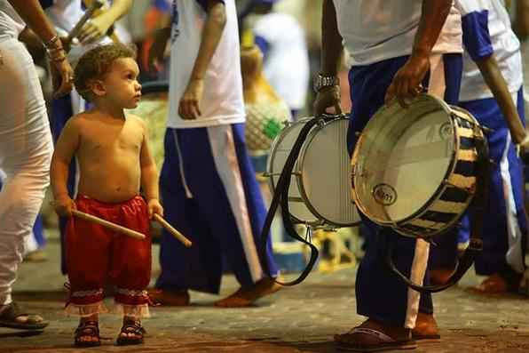 Na sua 55ª edição, a Noite dos Tambores Silenciosos reuniu 25 nações de maracatus de Recife e região.Fotos: André Nery/PCR -