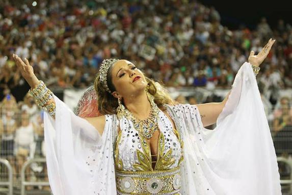 Vai-Vai conquista carnaval de S�o Paulo com virada no �ltimo quesito