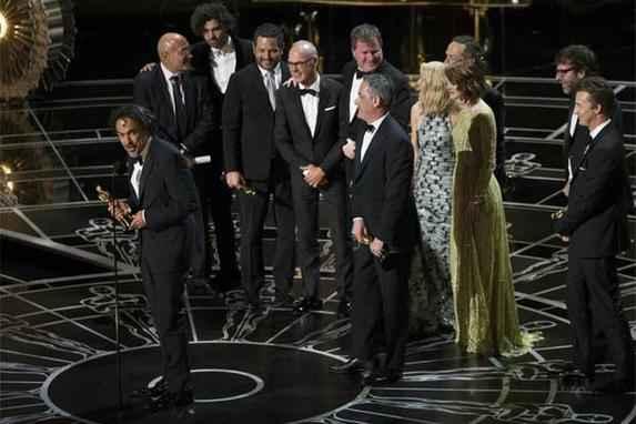 A galeria de fotos dos ganhadores do Oscar 2015 (O filme Birdman foi o grande vencedor da maior premia��o de Hollywood)