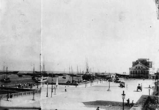 Veja o Recife da d�cada de 1910 (Imagens de arquivo do Museu da Cidade do Recife mostram a capital pernambucana nos primeiros anos do s�culo 20)