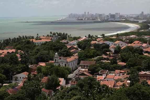 Fotos para celebrar o anivers�rio de Recife e Olinda (Nesta sexta- feira (12), as cidades completam 480 e 478 anos, respectivamente.)