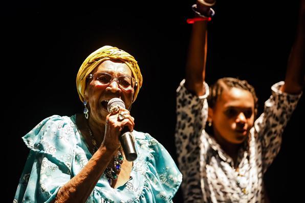 O Diario de Pernambuco resgata fotos de Selma do Coco que morreu aos 85 anos.Foto: Andrea Rêgo Barros/PCR  - Andrea Rêgo Barros/PCR