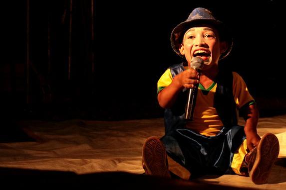O Circo dos Sete An�es (Circo dos Sete An�es passa alegria de gera��o em gera��o, perpetuando o legado do legend�rio Palha�o Pindoba.)