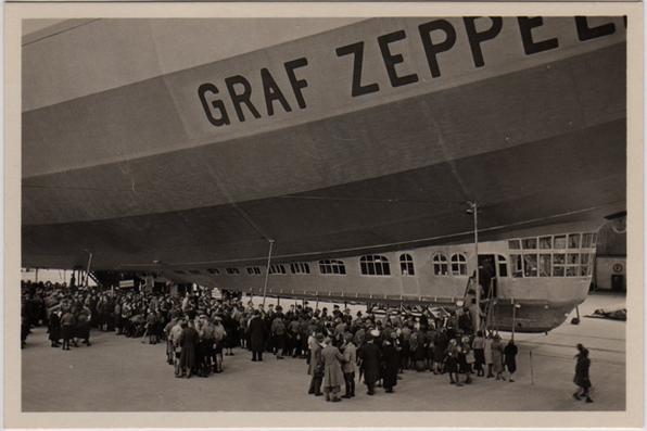 Nesta sexta-feira é celebrado o 85º aniversário da chegada do Graf Zeppelin ao Recife. O acontecimento registrou um momento de mudanças e novidades para a cidade e para o estado de Pernambuco como um todo - Airships/Net/Reproducao