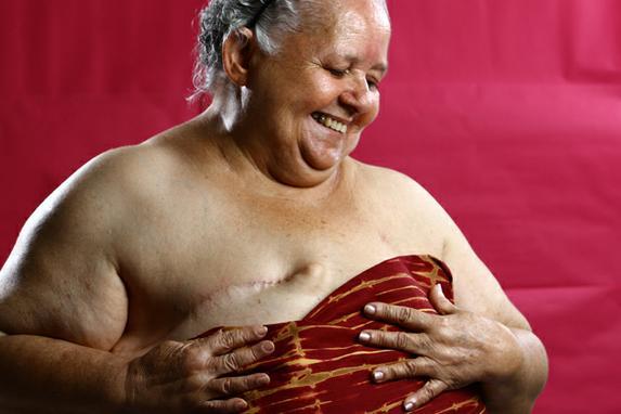 Outubro Rosa (O Diario lan�a campanha, em forma de ensaio fotogr�fico, como um incentivo � promo��o da sa�de da mulher e contra o c�ncer de mama.)