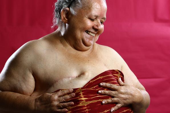 O Diario lança campanha, em forma de ensaio fotográfico, como um incentivo à promoção da saúde da mulher e contra o câncer de mama. Foto: Paulo Pauiva/DP/D.A Press -