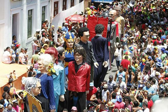 Carnaval 2016 - Olinda (A folia corre solta pelas ladeiras de Olinda)