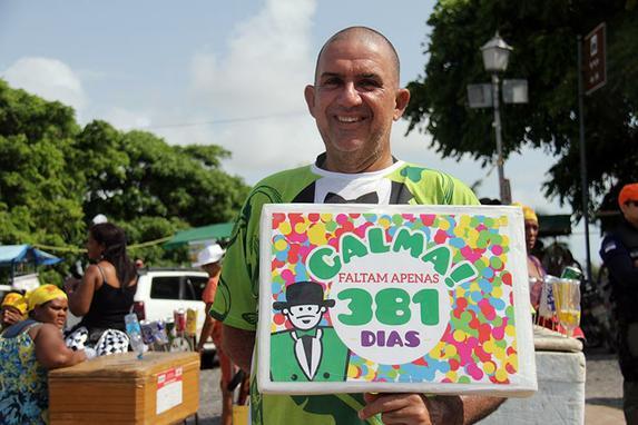 Carnaval 2016 - Olinda (Na quarta de cinzas ainda tem folia em Olinda)