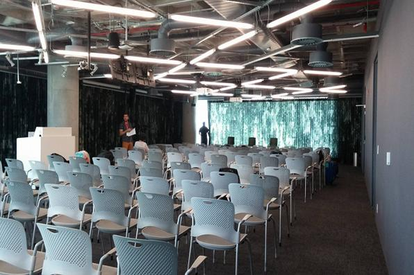 Empresa Google, Belo Horizonte  - Credito: Mariana Fabrício/DP