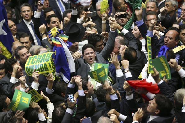 Mandato presidencial será decidido por 81 senadores.Foto: Marcelo Camargo/Agência Brasil -