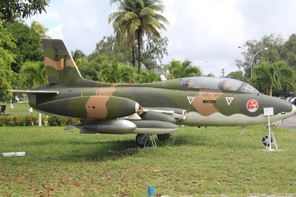 Museu tem sete exposições que relembram pioneiros dos ares e participação da Força Aérea Brasileira na Segunda Guerra Mundial. Foto: Aeronáutica/Divulgação -