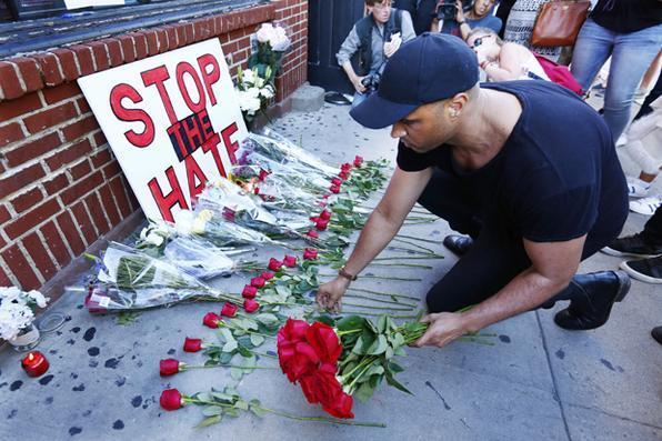 O ataque a uma boate gay em Orlando é o maior atentado a tiros da história dos EUA. Foto: MONIKA GRAFF/AFP -