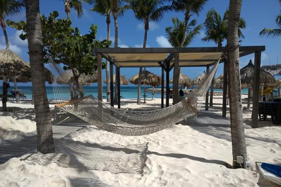 Aruba � o destino certo de praia para os nordestinos o ano inteiro