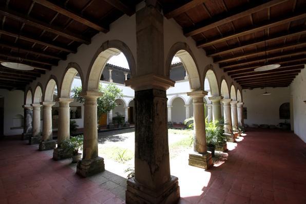 A série Rota Pernambuco traz um roteiro das belezas do estado. Na foto, Convento de Santo Antonio,  no município de Igarassu.  Foto: Ricardo Fernandes/ DP -