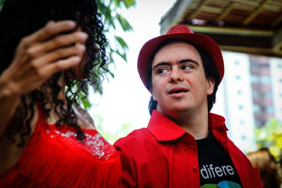 FOTOS DO DIA (Encontro Fazer Acontecer celebra o Dia Internacional da Síndrome de Down no Recife. Foto: Shilton Araújo/ Diario de Pernambuco.)