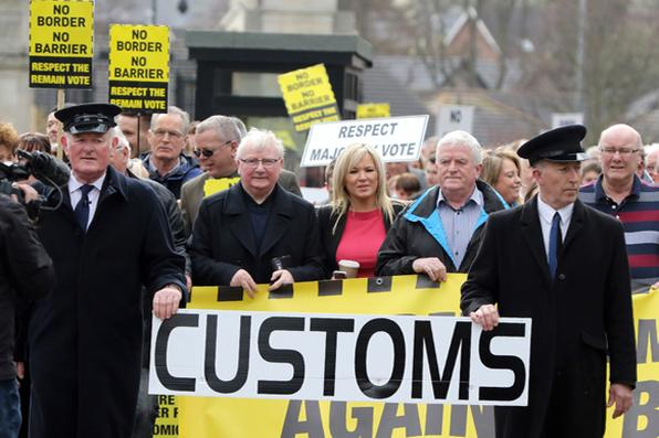 Grã-Bretanha lança o processo para deixar a União Européia , dizendo que não haverá ''volta atrás'' do movimento histórico que dividiu o país e jogou o futuro do bloco em questão. Foto: AFP FOTO / Paul FAITH -