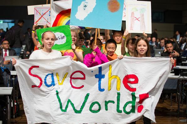 COP23 começa pedindo ação urgente contra mudanças climáticas. Foto: COP23/Fotos Públicas -