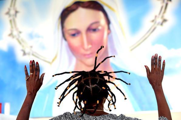 Durante 18 dias, o Diario visitou dois países da África onde se encontram missões da Comunidade Obra de Maria. Em Dombe, Moçambique, a instituição mantém dois internatos, além de promover evangelização. Já em Luanda, em Angola, os missionários desenvolvem trabalho de catequese.  Foto: Teresa Maia/DP   -