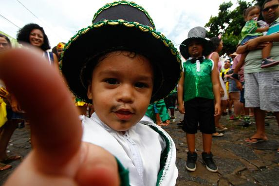 CARNAVAL 2018 (Foliões aproveitam o último dia de carnaval nas ladeiras de Olinda. Fotos: Rafael Martins/DP)