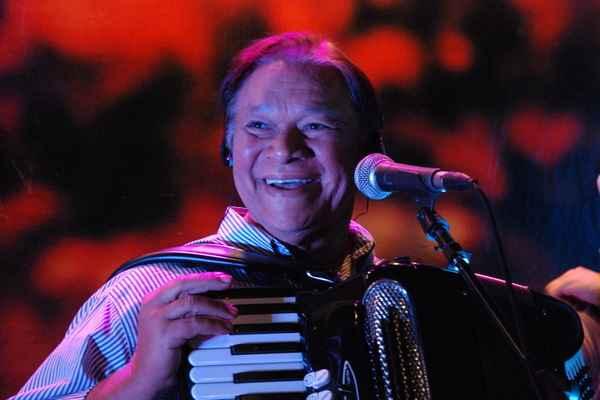 Dominguinhos faz show especial com convidados na abertura do São João de Caruaru (Nando Chiappetta/DP/D.A Press)