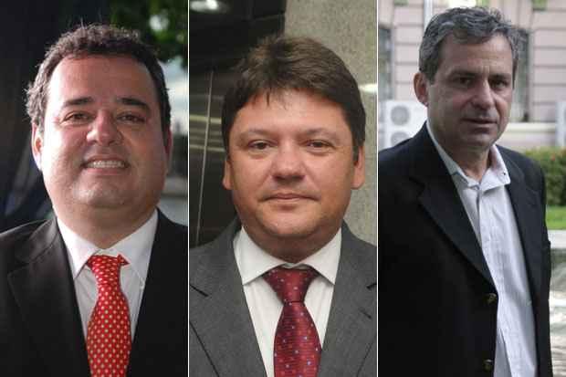 Estão cotados para a missão eleitoral, o secretário da Casa Civil, Tadeu Alencar, o secretário das Cidades, Danilo Cabral, e o secretário de Articulação Social e Regional de Pernambuco, Sileno Guedes (D.A Press/Arquivo)