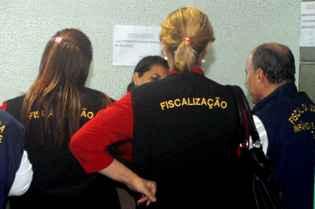 No balanço apresentado vinte e cinco escolas e 35 academias estavam sem registros.  ( Nando Chiappetta/DP/D. A Press- 03/10/11)