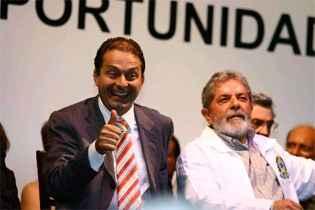 Em maio de 2011, o governador Eduardo Campos (PSB) já dava sinais de que seu partido poderia lançar candidato próprio à prefeitura do Recife (Roberto Pereira/Divulgação)