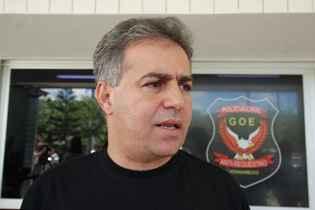 Osvaldo Morais substitui o delegado Manoel Carneiro. Foto: cecília Sá Pereira/DP/D.A Press/Arquivo