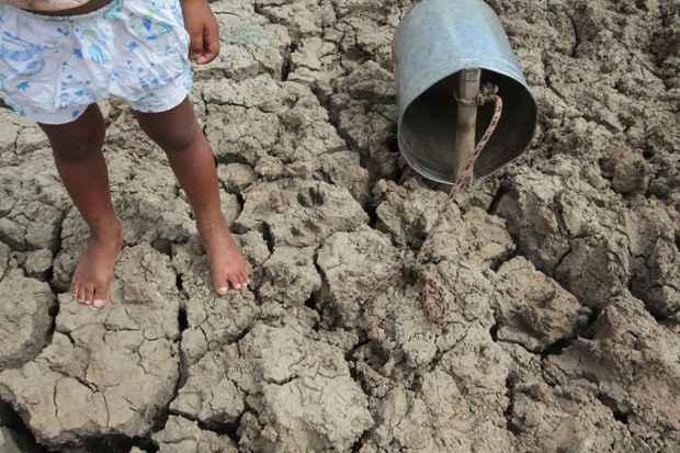 PE tem 118 cidades em situação de emergência por causa da seca. Foto: Annaclarice Almeida/DP/D.A Press/Arquivo