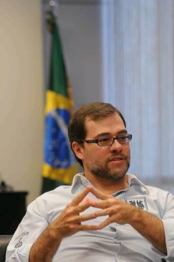Ex-advogado do PT, o ministro Jos� Ant�nio Dias Toffoli pode julgar o Mensal�o (Paulo de Ara�jo/CB/D.A. Press)