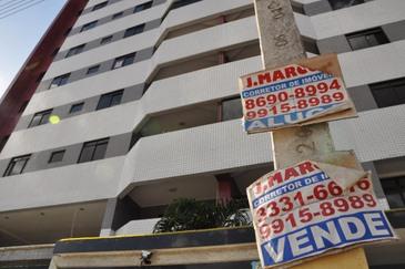 (De acordo com a pesquisa, os apartamentos de dois dormit�rios foram os que mais valorizaram entre junho e julho no Recife)