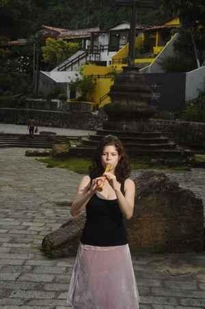 Priscila Gama � estudante. ( Arthur de Souza/Esp.DP/D.A Press)