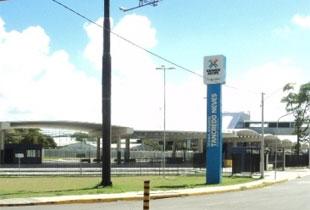 Terminal integrado Tancredo Neves. Foto: Clayton Leal/Cidadão repórter