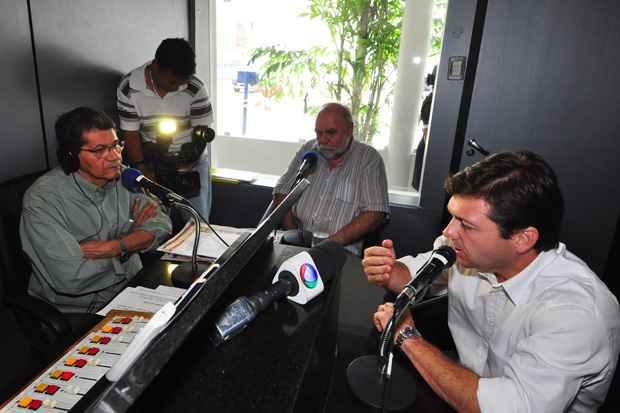 Geraldo não definiu a equipe de secretários municipais. Foto: Júlio Jacobina/DP/D.A Press