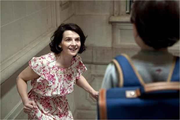 Juliette Binoche protagoniza a com�dia A Vida de Outra Mulher. Fotos: Imovison/ Divulga��o