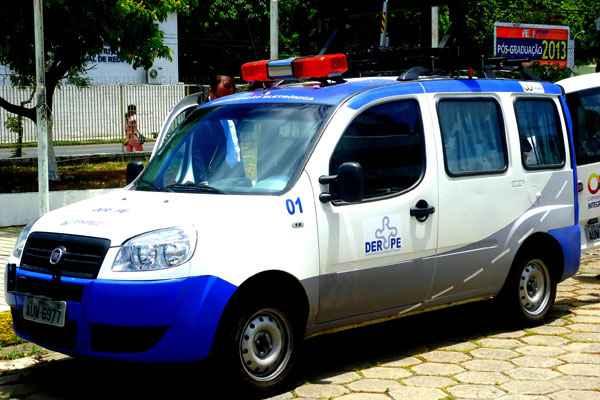 O veículo radar, desenvolvido para fiscalização, fará o monitoramento e gestão de trânsito através de dois equipamentos fixos. Foto: DER/Divulgação